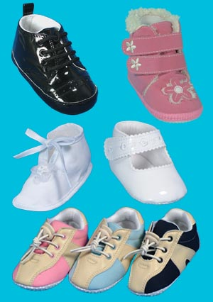 Baby-Staab baby shoes